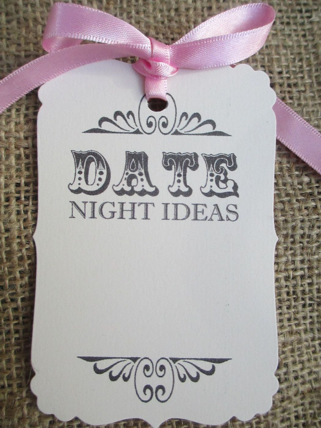8 date night ideas ivory luggage tags